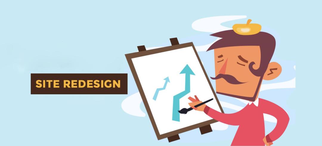 Редизайн сайта, чтобы повысить эффективность бизнеса