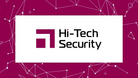Интернет-магазин Hi-Tech Security